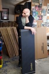 Paul Vario at Spector Bass 1