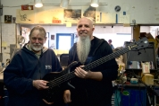Paul Vario at Spector Bass 3