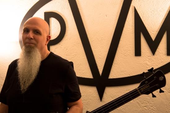 Paul Vario Spector Bass Bio Picture